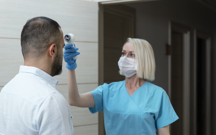 Patient Safety a Top Priority Amid COVID-19 Pandemic